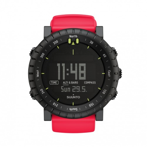 Suunto Core Red Crush