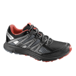 Salomon XR Shift Black-Dark Cloud-Bright Red
