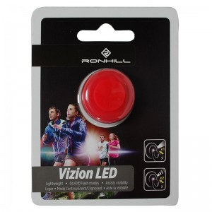 Ronhill Vizion LED Glow Red