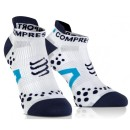 Compressport Pro Racing Run Ultra Low Cut kompressziós zokni