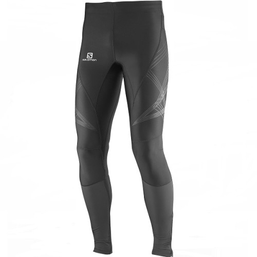 Salomon Intensity Long Tight W  Black