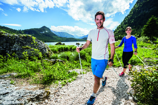 Komperdell Carbon Forza nordic walking bot