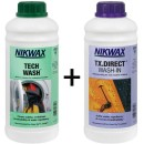 Nikwax Twin Tech Wash® mosószer / TX.Direct® Wash In impregnálószer 1000 ml duopack