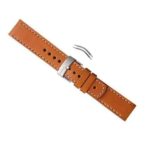 Suunto Elementum Ventus Strap Brown Leather