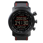 Suunto Elementum Terra Black/Red Leather outdoor óra