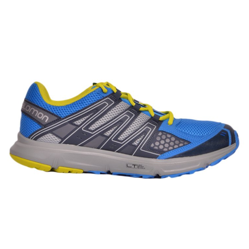 Salomon XR Shift Bright Blue-Dark Cloud-Yellow