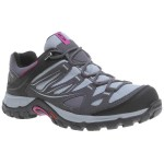 Salomon Ellipse GTX W Light Onix Dark Cloud Azalee Pink vízálló női túracipő