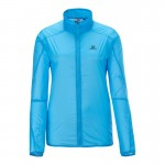Salomon S-Lab Light Jacket W Score Blue női széldzseki