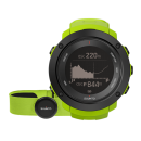 Suunto Ambit3 Vertical Multisport GPS Lime HR pulzusmérő övvel