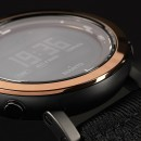 Suunto Essential Ceramic Copper Black Textile outdoor óra
