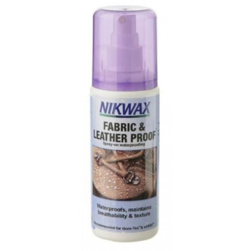 Nikwax Fabric & Leather Proof 125ml spray