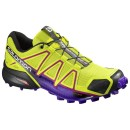 Salomon Speedcross 4 gecko-green/spectrum-blue/black