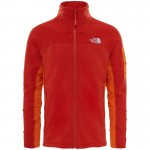 The North Face M Flux Hybrid Jacket polár dzseki