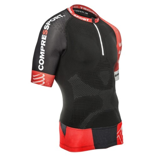 Compressport Trail Running Shirt V2 futófelső