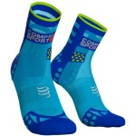 Compressport Pro Racing Socks V3.0 Ultralight Run High Cut futózokni
