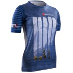 Compressport Training T-Shirt Woman Mont Blanc 2017 női technikai póló