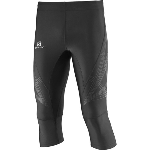 Salomon Intensity 3/4 Tight férfi kompressziós futónadrág