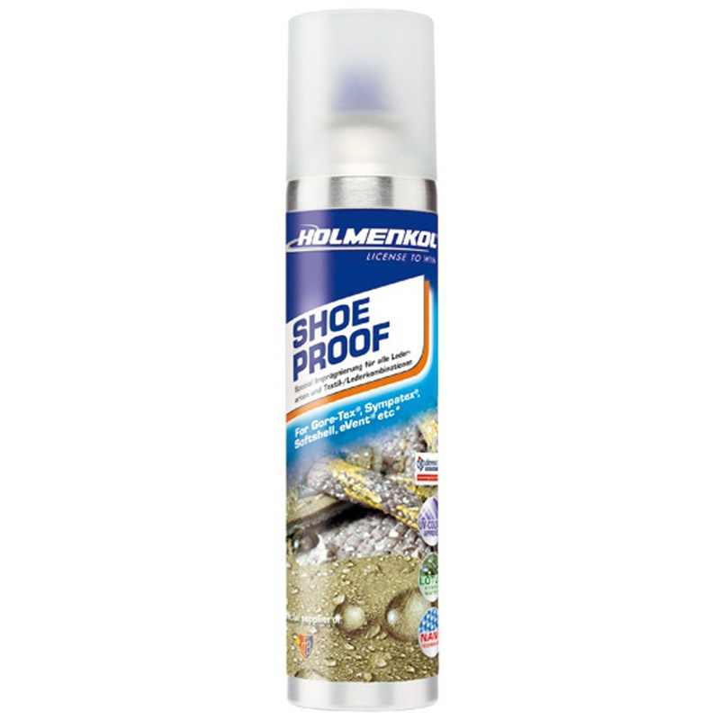 Holmenkol Shoe Proof cipő impregnáló spray 250 ml