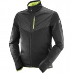 Salomon Pulse Mid Reflective Jacket M férfi futódzseki