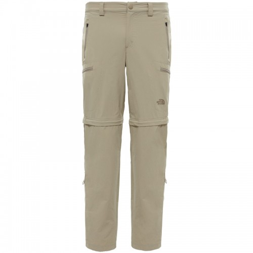 The North Face M Exploration Convertible Pant férfi túranadrág
