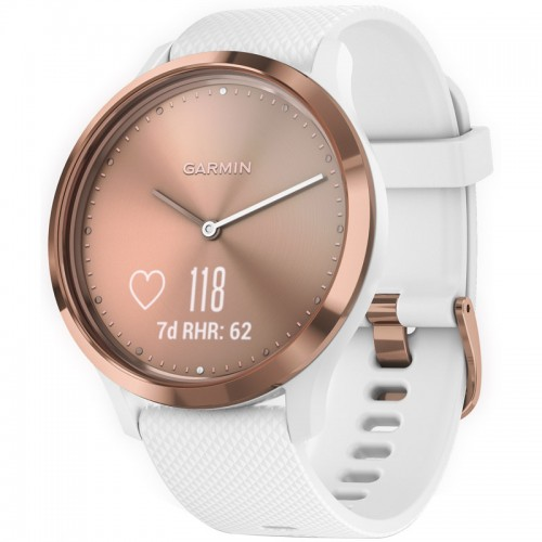 Garmin vivomove HR Sport Gold / White multisport óra