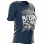 Compressport Training T-Shirt SS W Mont Blanc 2018 női technikai póló