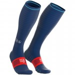 Compressport Full Socks Oxygen UTMB 2018 kompressziós futózokni