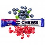 Gu Energy Chews Blueberry Pomegranate energiazselé gumicukor