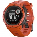 Garmin Instinct Flame Red outdoor multisport GPS óra