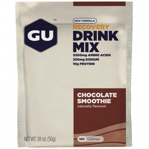 Gu Recovery Drink Mix Chocolate Smoothie regenerációs italpor