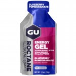 Gu Roctane Energy Gel Blueberry Pomegranate gluténmentes energia zselé