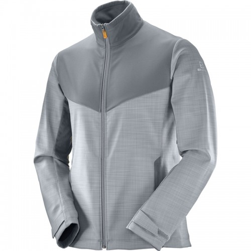 Salomon Pulse Softshell Jkt M férfi softshell dzseki