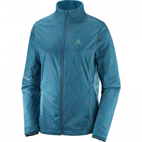 Salomon Agile Warm Jacket W női dzseki