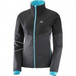 Salomon Elevate Softshell Jkt W női softshell dzseki