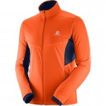 Salomon Agile Warm Jacket M férfi dzseki