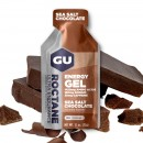 Gu Roctane Energy Gel Sea Salt Chocolate gluténmentes energia zselé