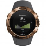 Suunto 5 Graphite Copper multisport GPS óra