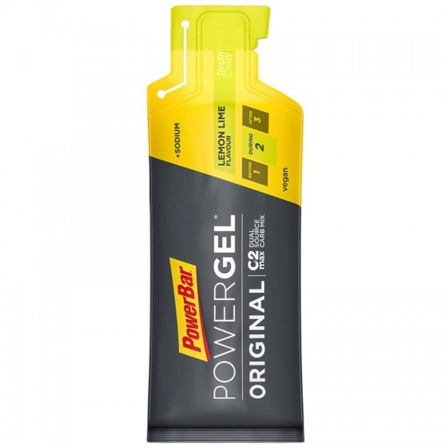 PowerBar PowerGel Original Lemon - Lime energiazselé 41 g