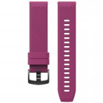 Coros Apex 42 mm Silicone Quick Release Band Purple szilikon óraszíj
