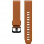 Coros Apex 46 mm Silicone Quick Release Band Orange szilikon óraszíj