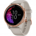 Garmin Venu Light Sand / Rose Gold multisport GPS óra
