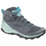 Salomon W Outline Mid GTX női túrabakancs