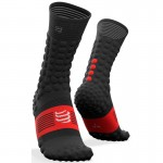 Compressport Pro Racing Socks V3 Winter Run téli zokni