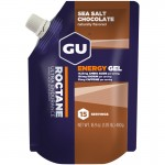 Gu Roctane Energy Gel Sea Salt Chocolate gluténmentes energia zselé 480g