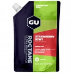 Gu Roctane Energy Gel Strawberry Kiwi gluténmentes energia zselé 480g