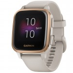 Garmin Venu Sq Music Light Sand / Rose Gold multisport GPS óra